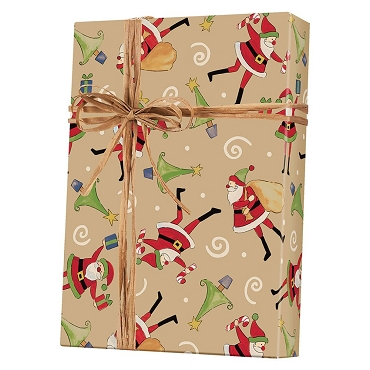 Night Before Christmas Gift Wrap