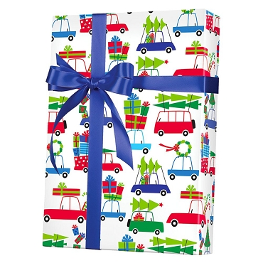 Christmas Eve Rush Gift Wrap