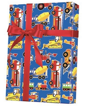 Movers & Shakers Gift Wrap
