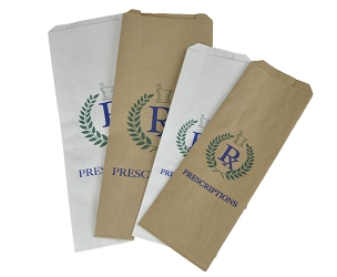 Pharmacy / Dispensary Paper Bags