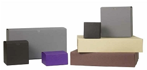 Tinted Kraft TUCK IT Gift Boxes
