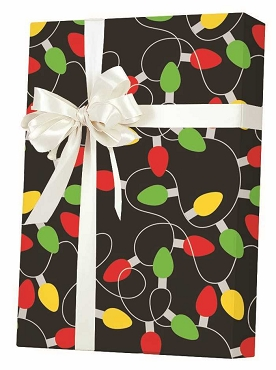 NEW !  -  It's Lit Gift Wrap