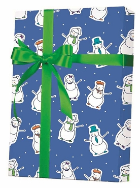 New ! - Well Dressed Snowmen