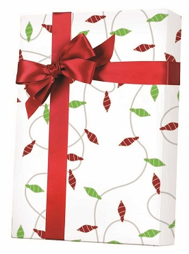 New ! - Curvy Lights Gift Wrap