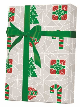 New ! - Stained Glass Gift Wrap