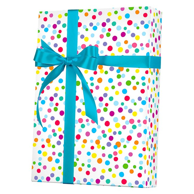 Ditty Dots Gift Wrap