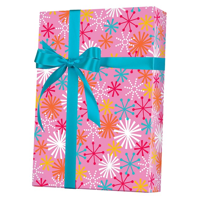 Party Bow Gift Wrap
